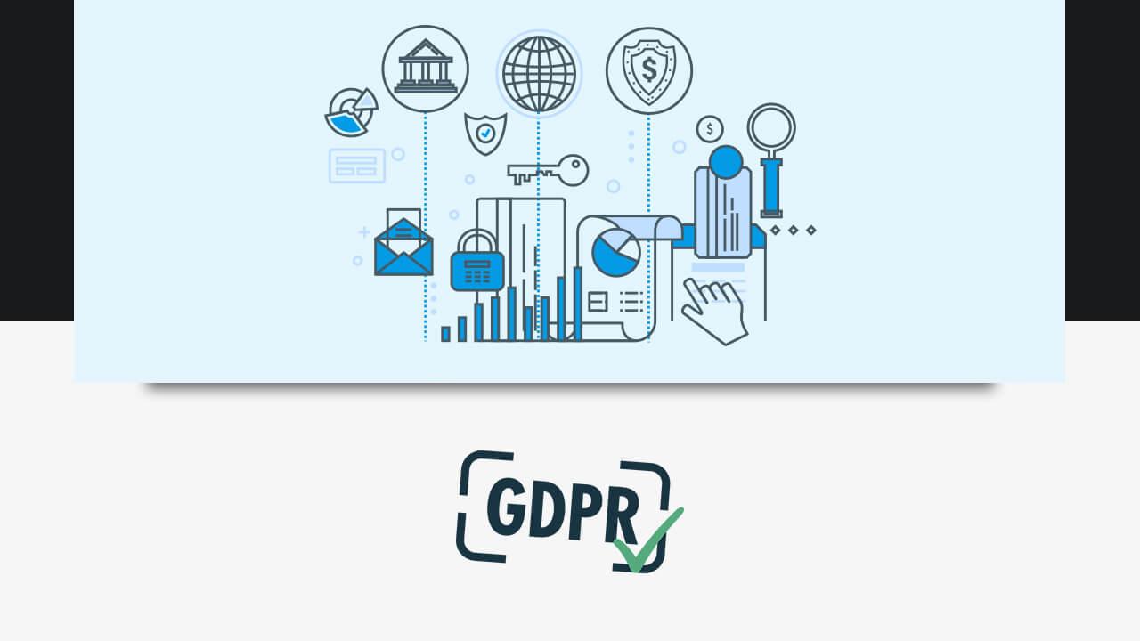 Cómo cumplir el nuevo reglamento RGPD en Blogger