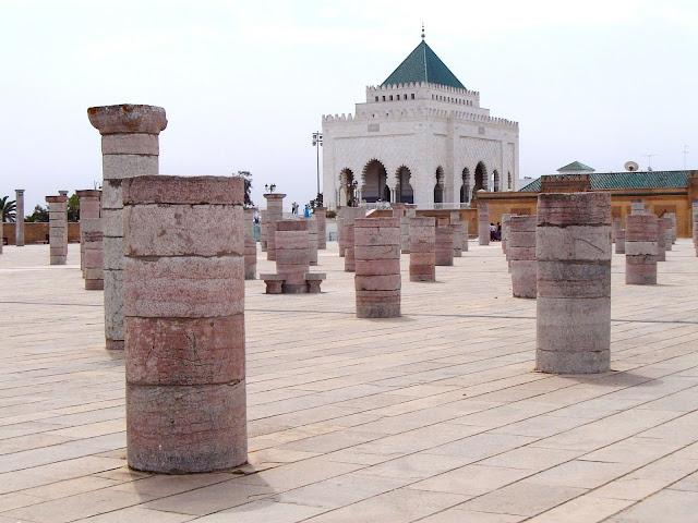 Mauzoleum w Rabacie