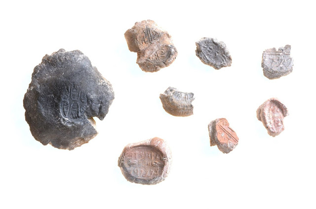 First Temple period seals discovered in City of David excavations
