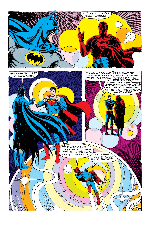 Read online World's Finest Comics comic -  Issue #321 - 19