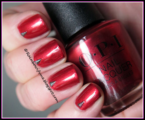 OPI ~ Now Museum, Now You don't