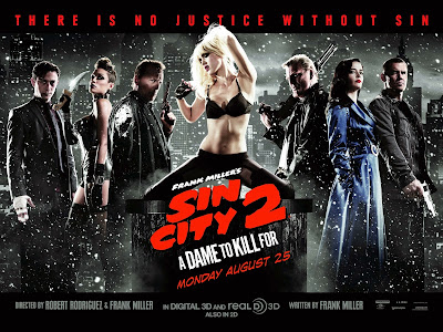 Sin City 2 J'ai Tué pour Elle poster