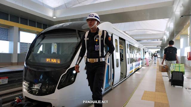 LRT di Palembang