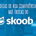 Dicas de boa convivência nas trocas do Skoob Plus