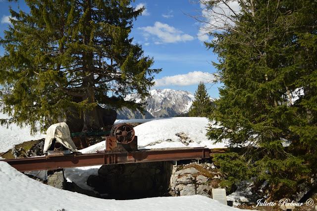 Suisse, randonnée en montagne