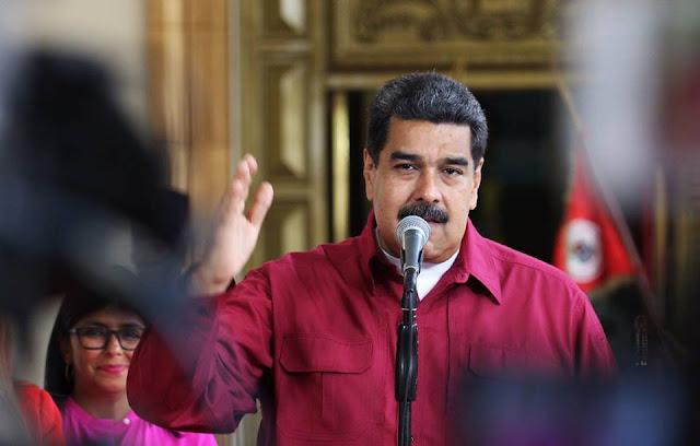 فنزويلامادورو يفوز بانتخابات الرئاسة التي وصفت بالغير شرعية!!