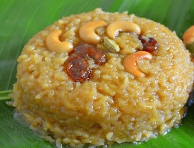 Sweet Pongal (Veg) From Imperial Inn