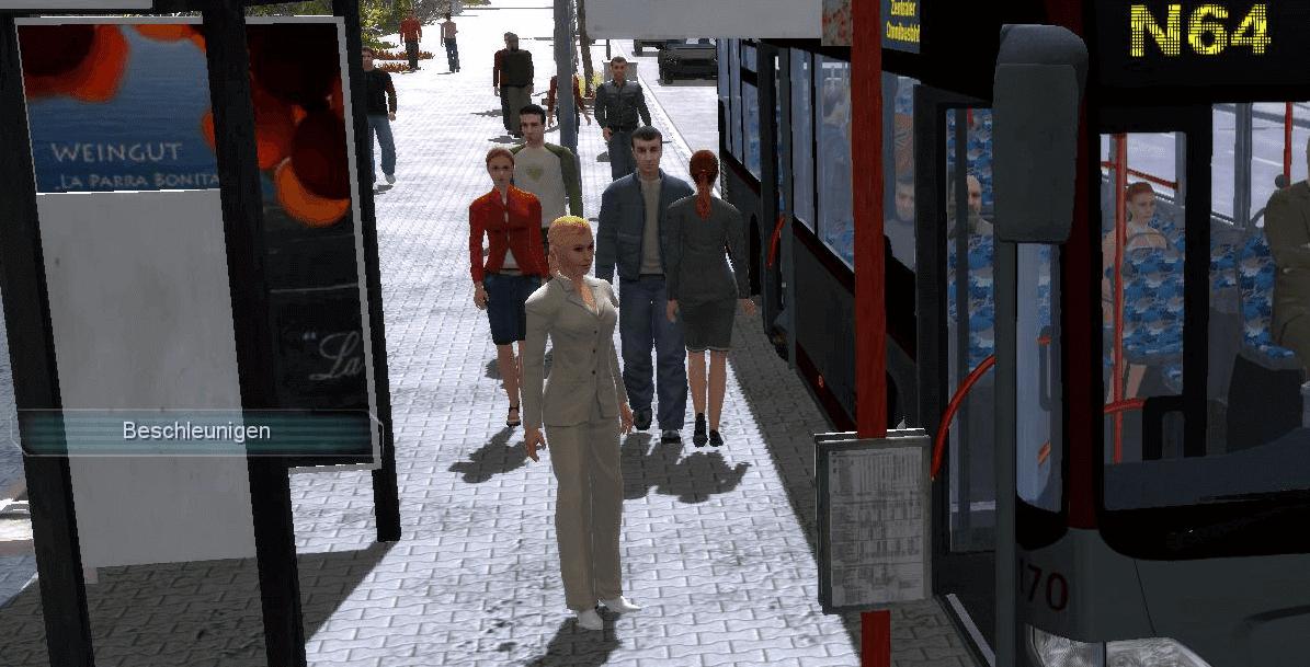 تحميل لعبة bus simulator 16 برابط واحد مباشر