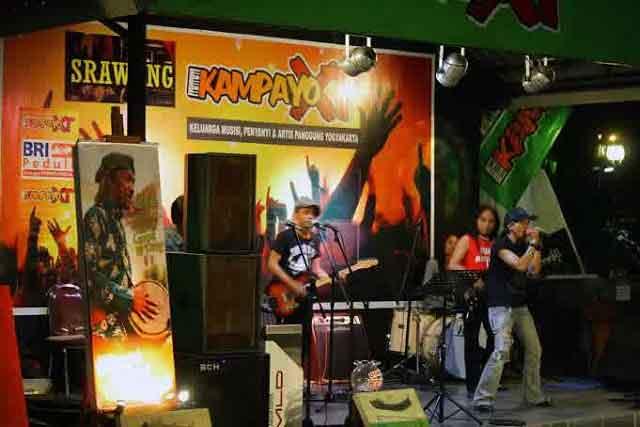 Warung Musik Kampayo