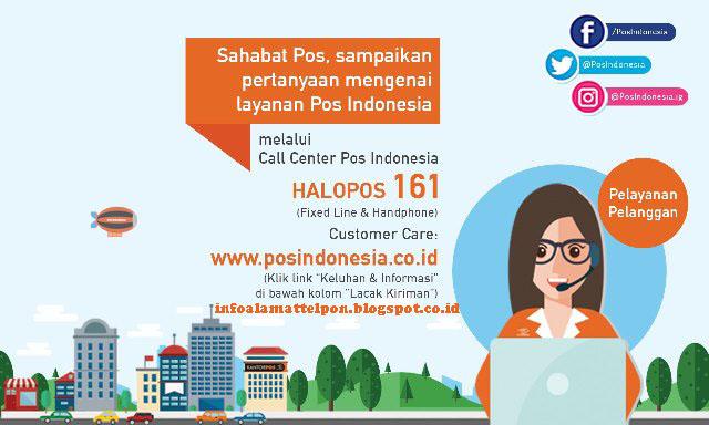 Cara Menghubungi Kantor Pos Untuk Keluhan Atau Komplain Info Alamat Dan Telepon