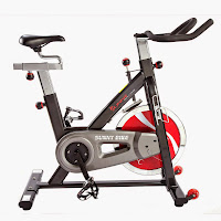 Sunny Health & Fitness SF-B1002 Belt Drive Indoor Cycle, with 49 lb flywheel, review features compared with SF-B901B