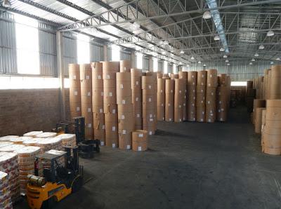O investimento da Transdora não se resumiu ao edifício, mas também contemplou a aquisição de equipamentos e maquinários para movimentações de cargas.