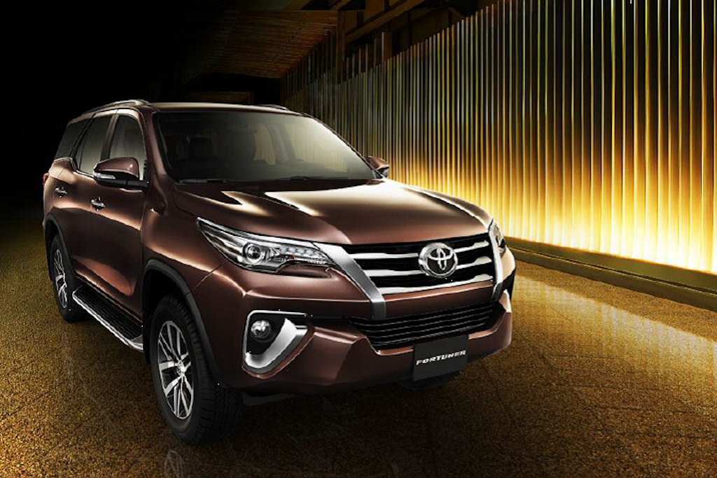 Shots Fired Toyota Motor Philippines Launches All New