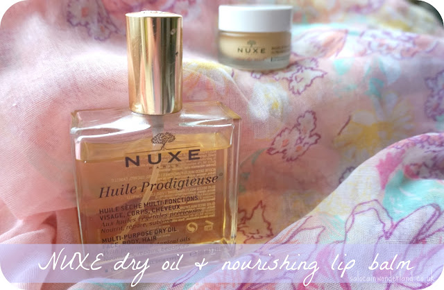 nuxe multipurpose dry oil review