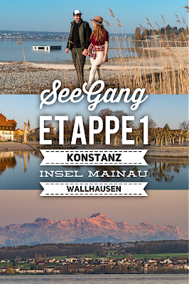 SeeGang Etappe 1 Stadt, Land und See -  Von der historischen Stadt Konstanz über die Blumeninsel Mainau nach Wallhausen. 22