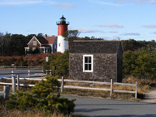 Nauset Light MA in 2007