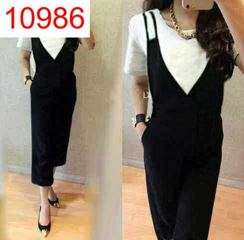 SET OVERALL ADELINE HP - 10986