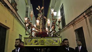 La intervención en el Nazareno de la Obediencia de Cádiz irá a cabildo el viernes