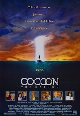 Cocoon: The Return Poster