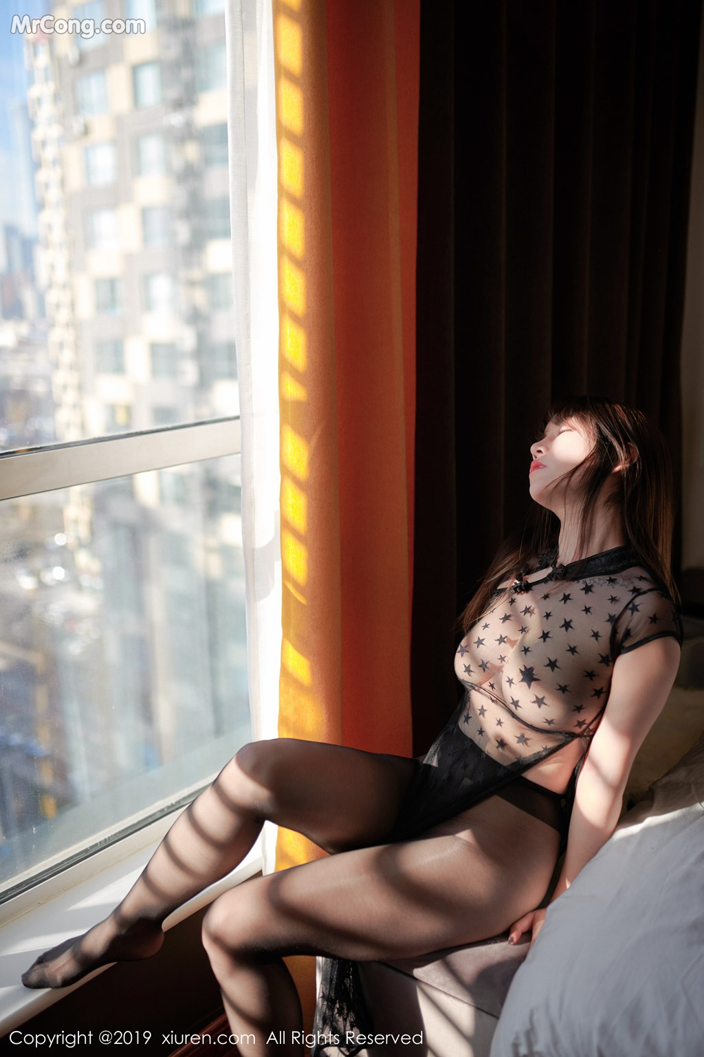 Image XIUREN-No.1363-Wang-Yu-Chun-MrCong.com-005 in post XIUREN No.1363: Wang Yu Chun (王雨纯) (42 ảnh)