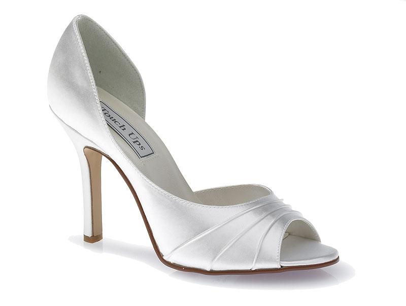Faith Flat Wedding Shoes