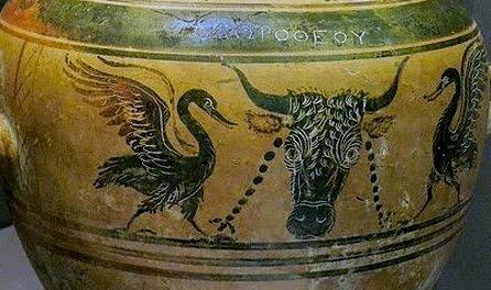 Η ενδελέχεια των αντωπών πτηνών στους Έλληνες