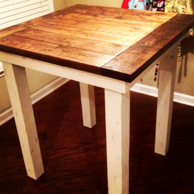 Diy Bar Height Table | www.pixshark.com - Images Galleries ...