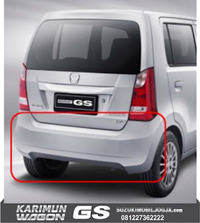 Sporty Rear Bumper Wagon GS
