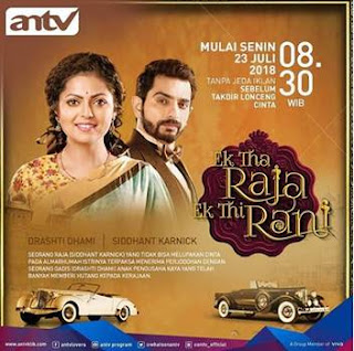 Sinopsis Ek Tha Raja Ek Thi Rani Episode 29-31 (Versi ANTV)