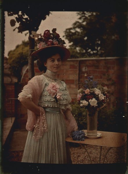 autochromes from 1910s vintage everyday