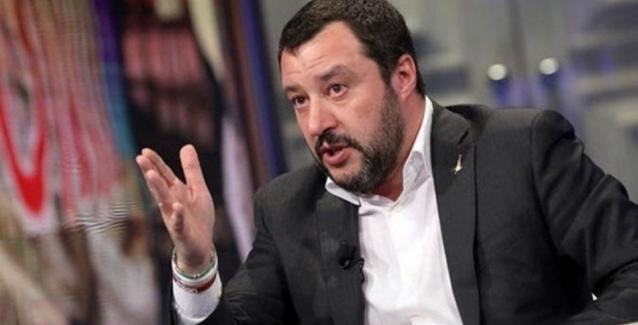 Ιταλία:Ο Σαλβίνι αντιμέτωπος με τους εχθρούς εκ των έσω αριστερούς συμμορίτες που παριστάνουν τους δημάρχους