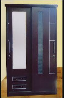 jasa pembuatan lemari 2 pintu murah bandung