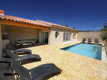 south france villas