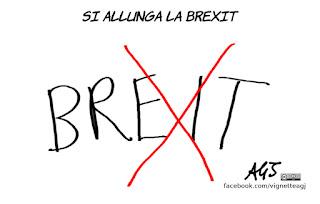 brexit, vignetta, satira