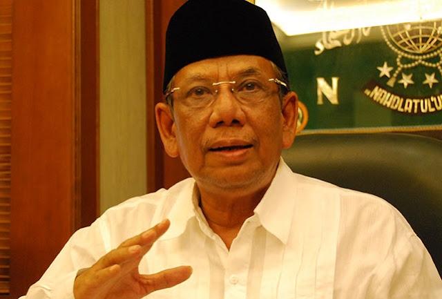 KH Hasyim Muzadi, Sosok yang Mencerminkan Islam Moderat Indonesia