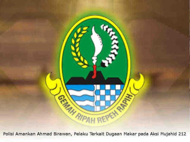 Polisi Amankan Ahmad Birawan, Pelaku Terkait Dugaan Makar pada Aksi Mujahid 212