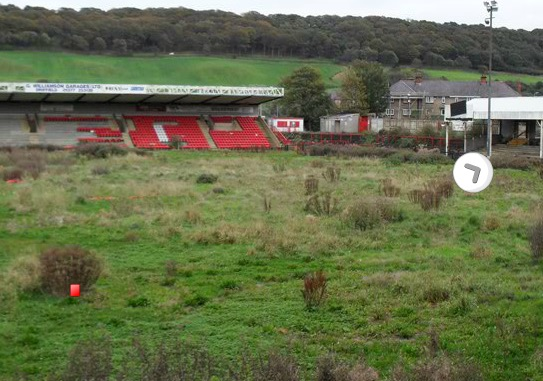 Scarborough Football Stad…