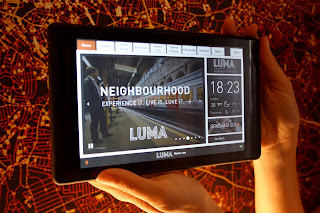 luma hammersmith concept hotel review naked stay tablet