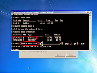 partisi windows disk