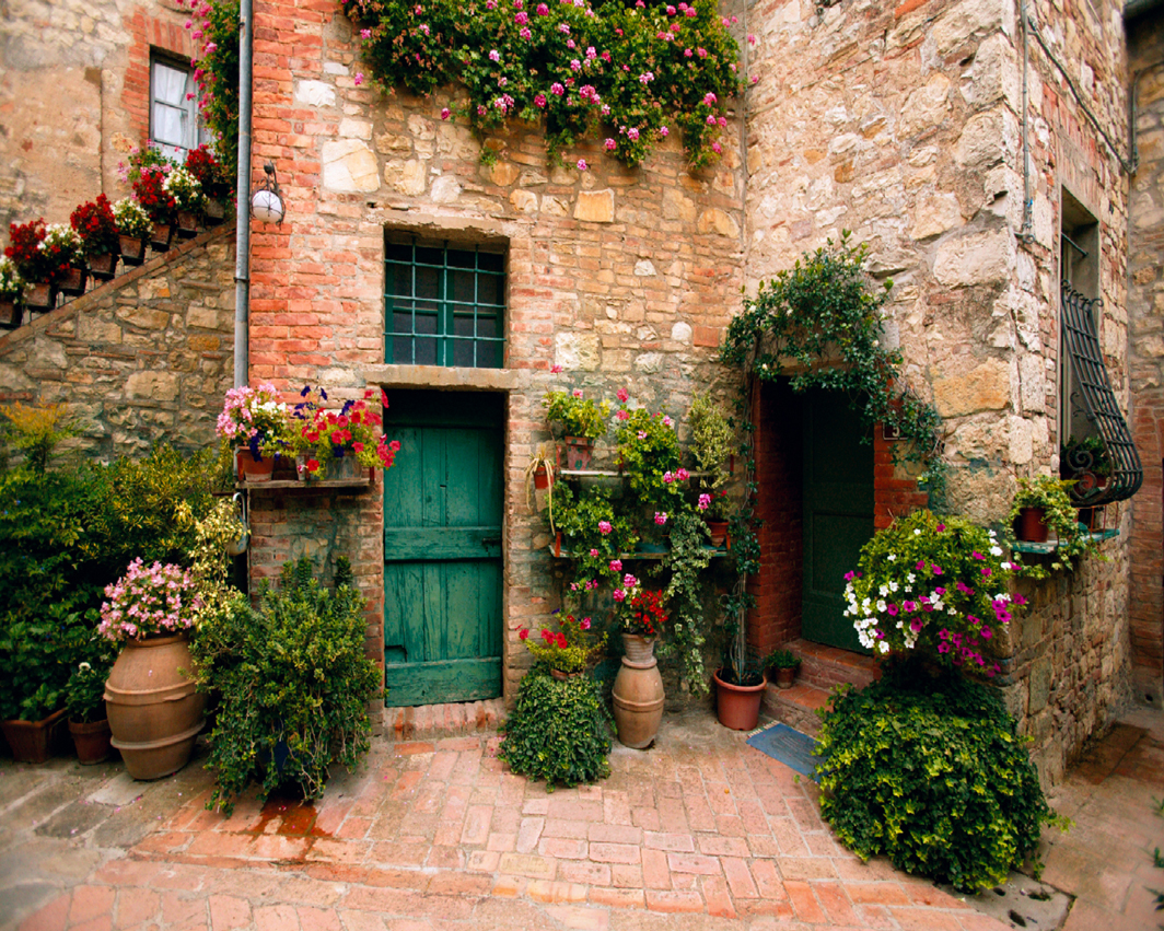 Surprising places toscana europe ideal destination - Casas en pueblos ...