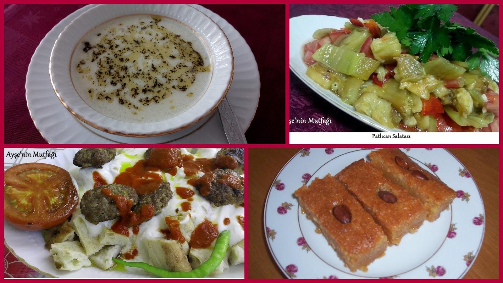 Oktay Usta iftar Yemekleri Yemek Tarifleri