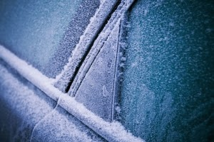 Prevent frost on your windshield with Vinegar