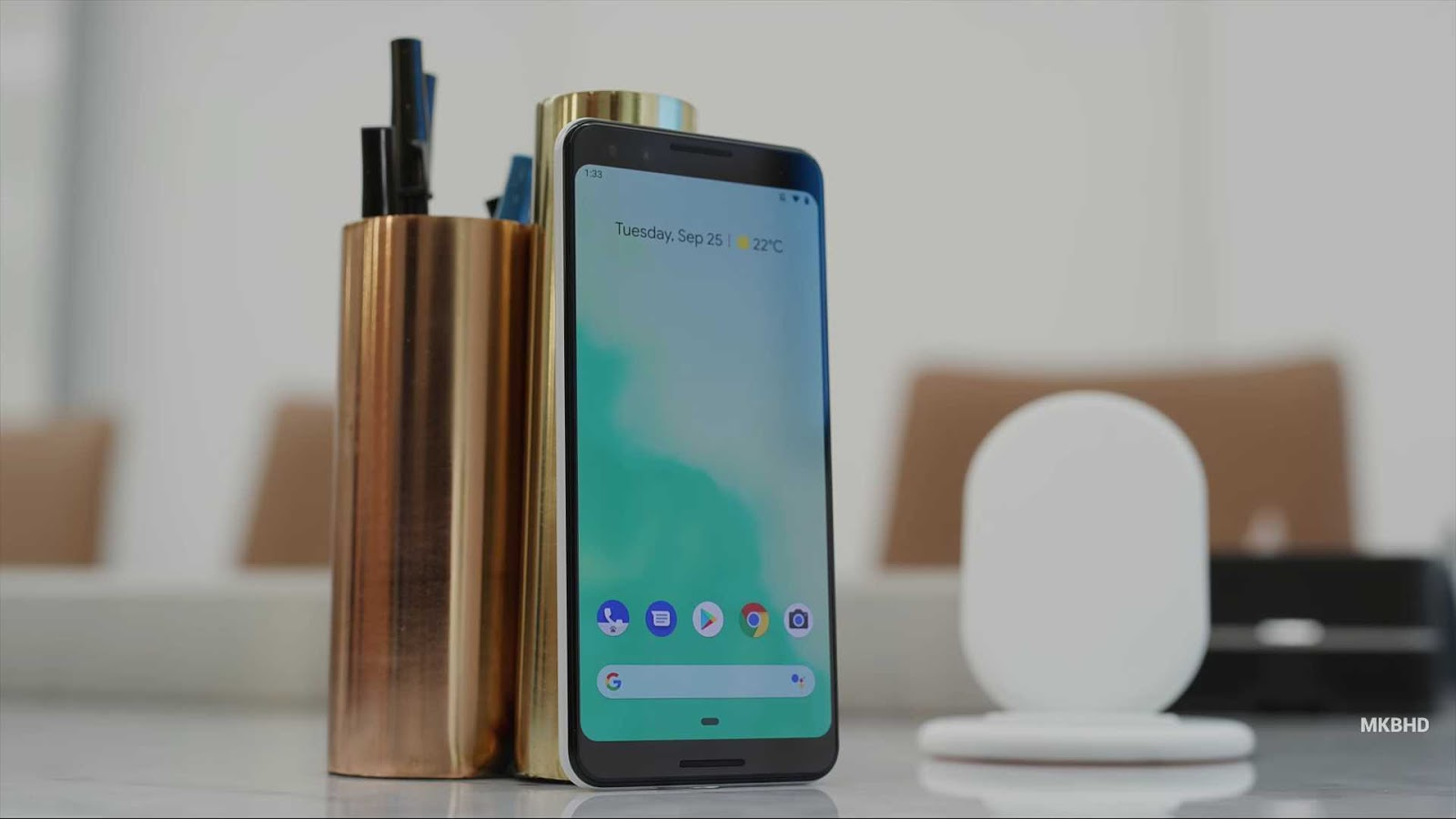 The Google Pixel 3 and 3 XL Review