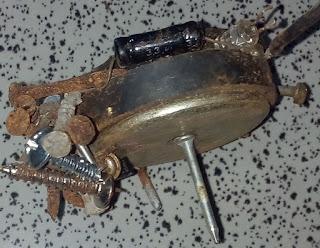 contoh magnet buatan