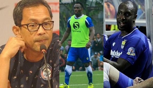 Jelang Lawan Persib, Kata Pelatih Arema FC: Masa Kejayaan Essien dan Cole Sudah Berlalu