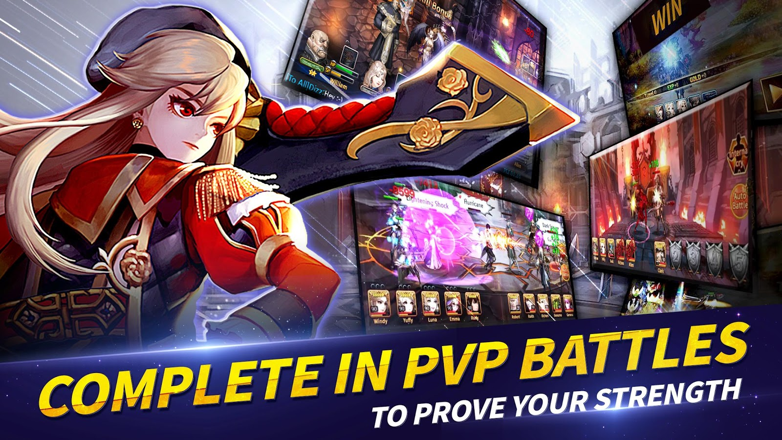 Heroes Will MOD APK