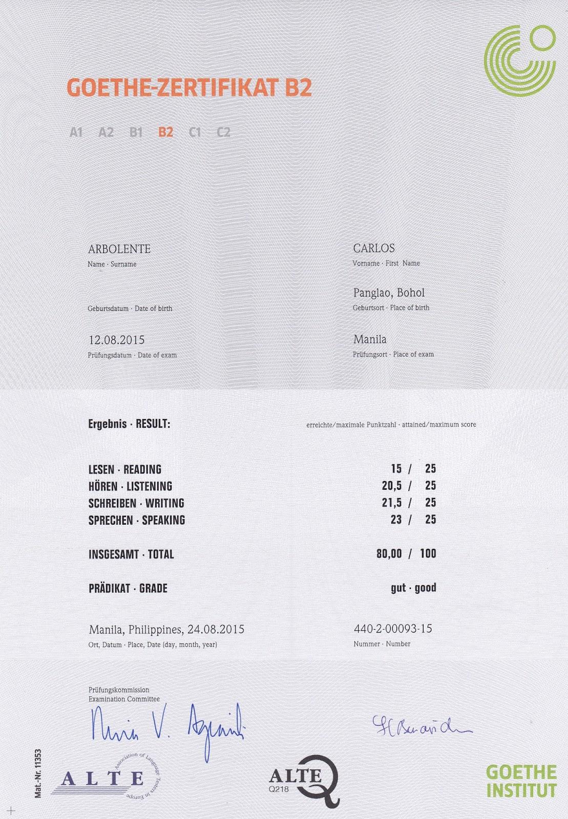 Prüfungstraining Goethe Zertifikat B2 Pdf Xps