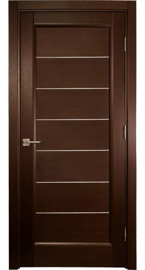 20 modern solid dark brown wood doors ideas decor units - Modern solid wood interior doors ...