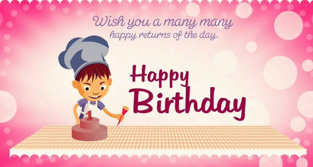 Happy Birthday Card For My Son gangcraftnet – Birthday Greeting for Son