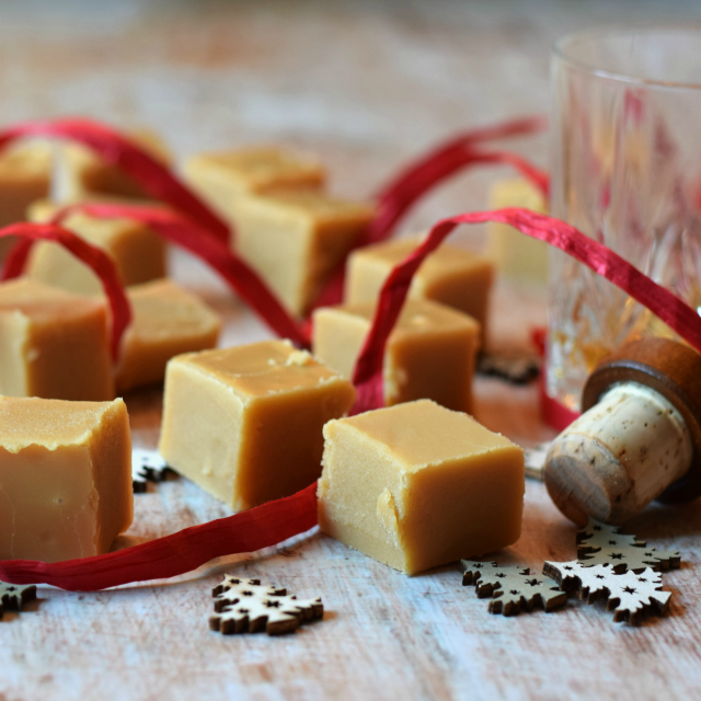 Whisky (whiskey) fudge recipe